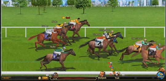 Have You Tried Stallion Race?