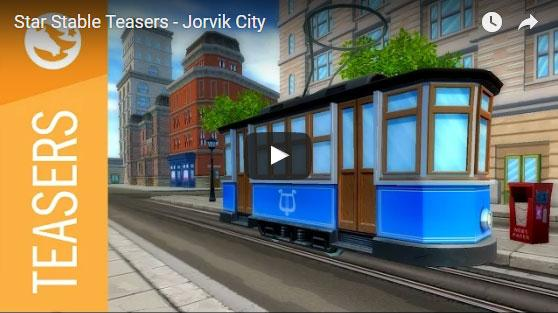Jorvik City in Star Stable