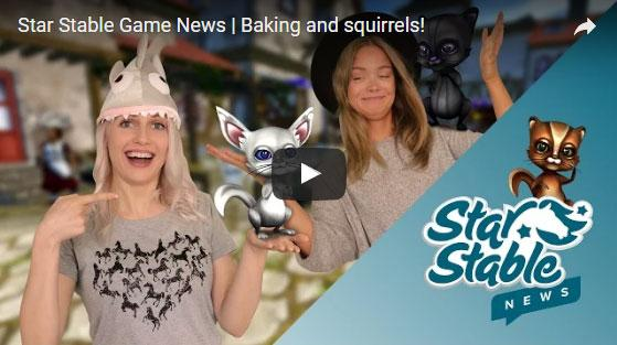 Star Stable: Squirrel Pets, New Saddlebags and A Sponsorship Program
