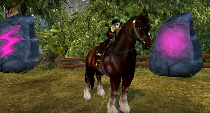 Star Stable: Druid-Themed Outfits for Both Your Avatar and Your Horse