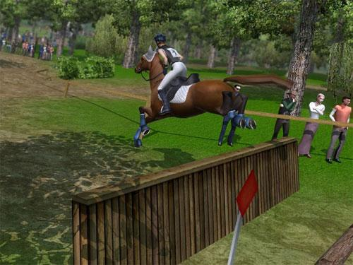 Jumping Across the Countryside in Ride: Equestrian Simulation