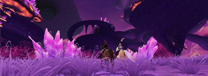 Star Stable: A Rift to Pandoria is Spotted