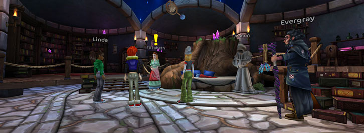 The Druids are Gathering Once Again in Star Stable
