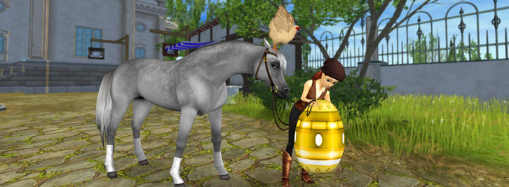 Star Stable: Have You Gotten Your Golden Egg?