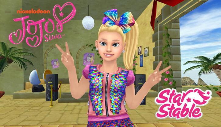 Dance to Nickelodeon's JoJo Siwa