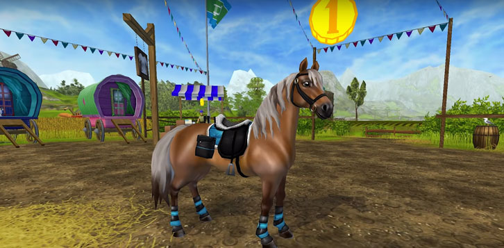 Star Stable: Get Your Premium Morgans at The Traveling Horse Market