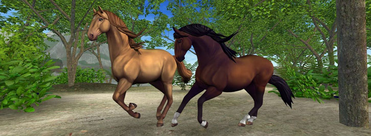 Star Stable: The Lusitanos are Here!