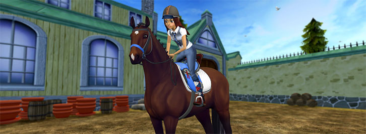 Star Stable: Cool New Photo Mode, New Starter Horse Appearance and More!