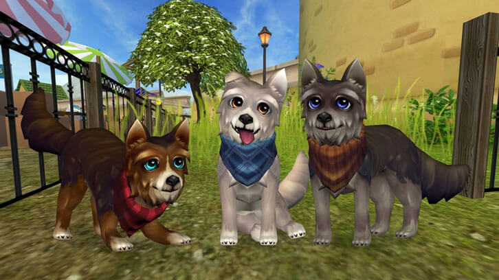 New Walking Pet Available in Star Stable Right Now!