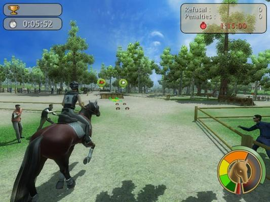 Ride: Equestrian Simulation Cross Country Jumps