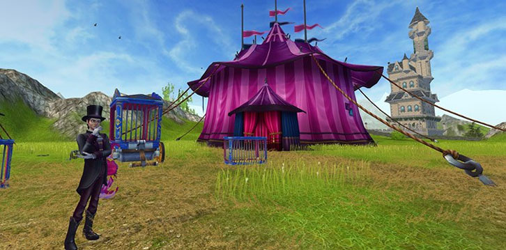 Star Stable's Massive Circus Update