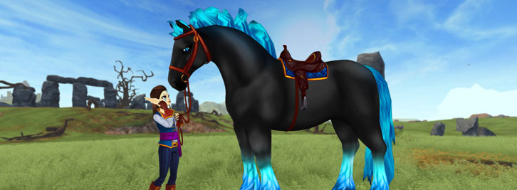 Star Stable: The Jorvik Wild Horses Return!