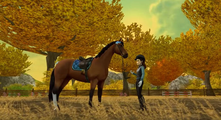The Trakehner is Coming to Star Stable Online Soon!