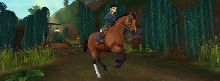 Star Stable Releases A New Breed - The Trakehner!