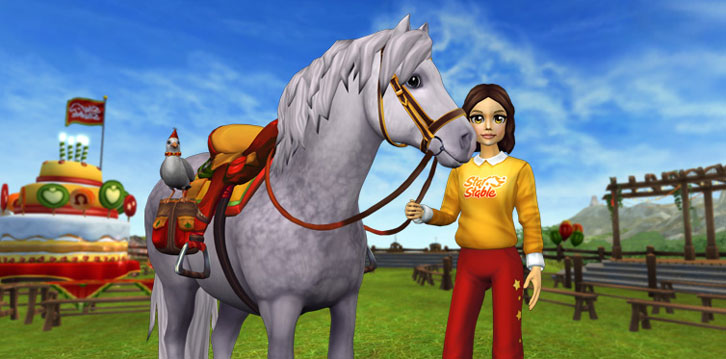 Happy 7th Birthday, Star Stable!