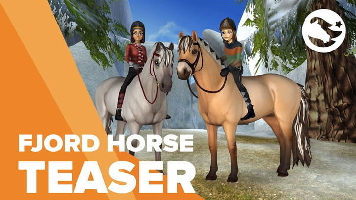 The New Fjord Horse from Star Stable