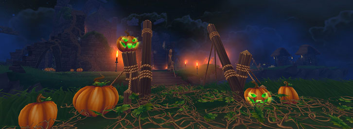 Get Ready for a Creepy New, Halloween Adventure in Star Stable!