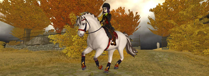 Star Stable Update Live Stream: More Quests and A Fun Ghost Train Ride