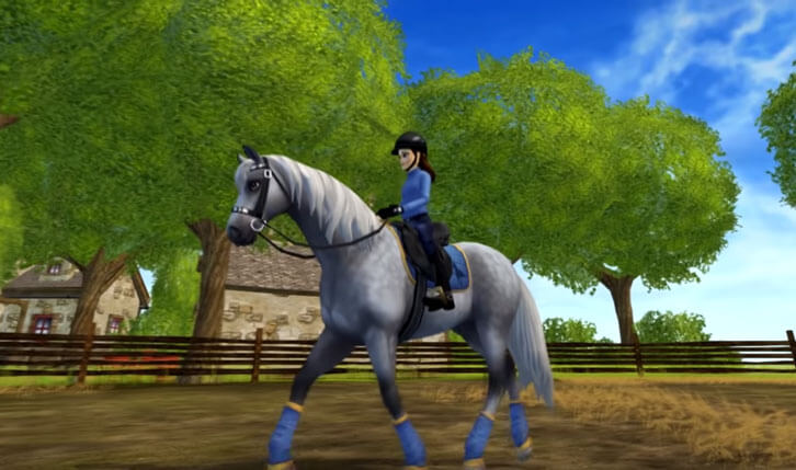 Star Stable Trailer: Starter Horse Revamp
