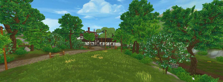 Silverglade in Star Stable: The Before and After
