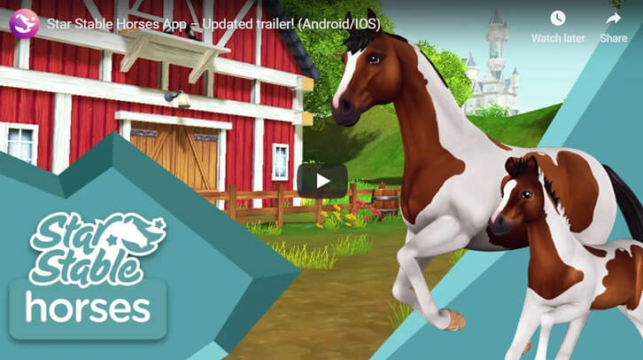 Star Stable Horses Updated Trailer
