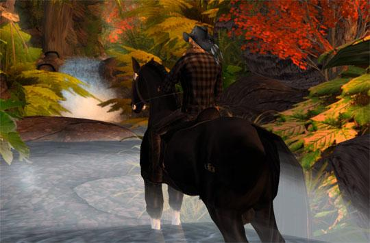 Explore the Wild Side of Second Life