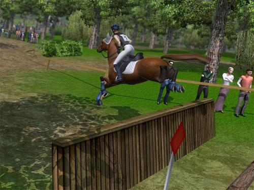 Amazing Cross Country Jump in Ride: Equestrian Simulation