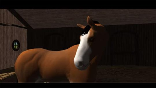 Enjoy a Foal Video for Upcoming Game Virtual Horse Ranch 3D