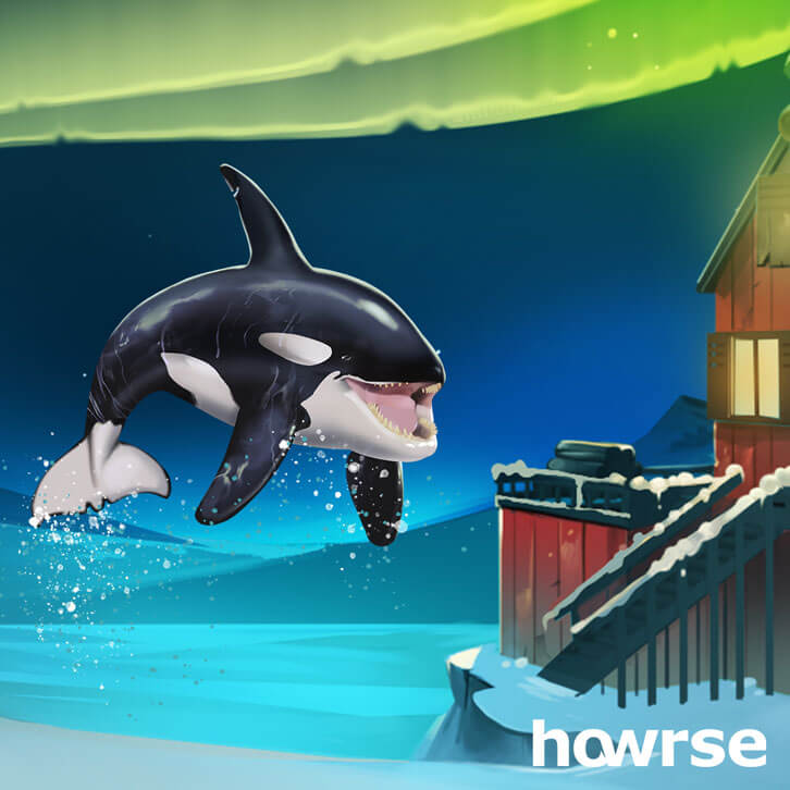 Get Another Chance to Win an Orca in Howrse