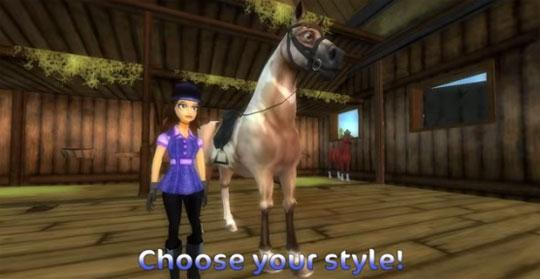 Amazing Video Trailer for Star Stable