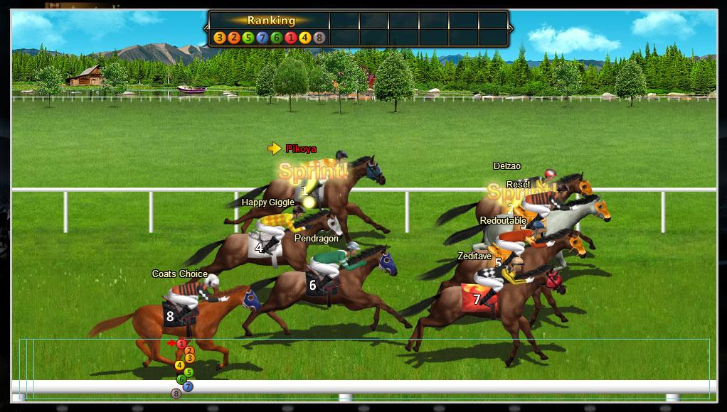 Horse racing game online betting tattsbet sports betting poker
