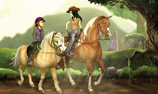 Social Horse Games - Play Horse Games - Free Online Horse