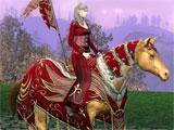 LOTRO: Revellers Glided Horse