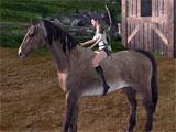 Buckskin Lilyut Horse in ArcheAge