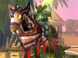 Fiery Warhorse Reins in WoW