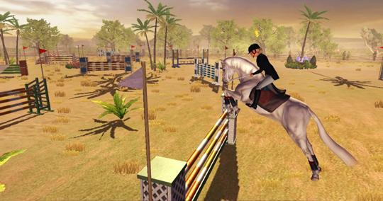 Train Your Horse Jumping Skills with Riding Club Championships