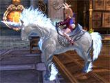 TERA: Rainbow Starlight Unicorn