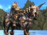 Battle charger in TERA