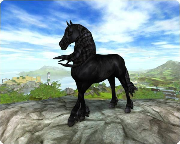 Promotional Price for Friesian Horses in Star Stable