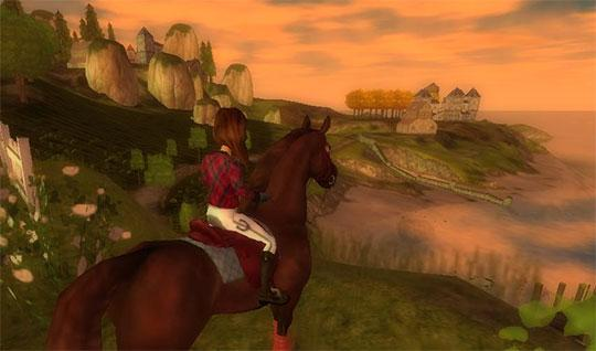 Explore Inguns Cliff in Star Stable