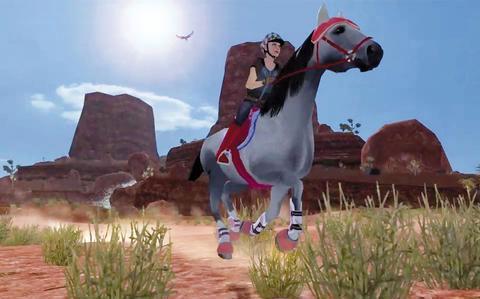 Exploring Planet Horse