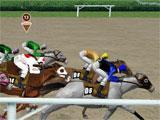 Intense horse races in Horse Racing Manager