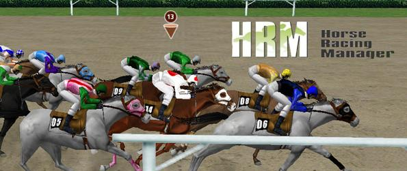Horse Racing Manager - Become a horse racing tycoon in this amazing simulation game, Horse Racing Manager!