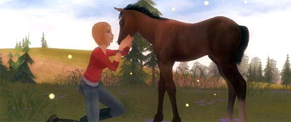 Imagine Champion Rider - Saddle up and set off on an exciting adventure in this breathtaking horse simulation game, Imagine Horse Rider!