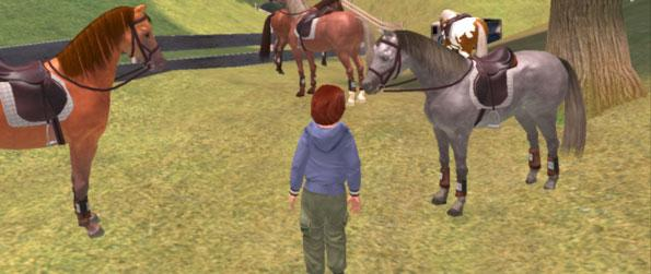 Time To Ride 2: Saddles And Stables - Set off on an adventure with your trusty horse or sign it up for various competitions in Time To Ride 2: Saddles And Stables!