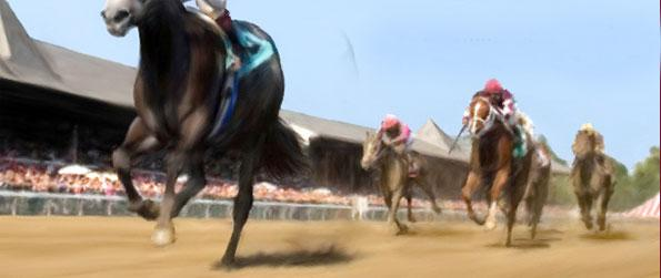 SIM Horse Racing - Participate in the game's community to learn more about horse breeding, training and racing.