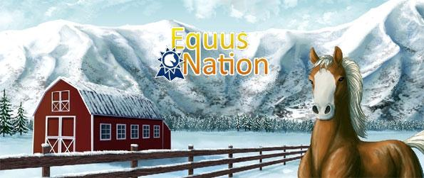 Equus Nation - Immerse yourself in this quality horse game that won't cease to impress.