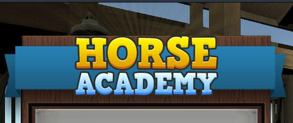 Horse Academy - Breed horses to build your ranch or sell them off in auctions.