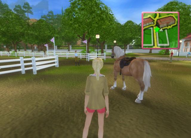 Barbie Horse Adventures Riding Camp Horse Games Online