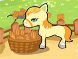 My Cute Horse: Feeding